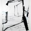 Marek Szczęsny, 'Passage', 2017, acrylic on canvas, metal, paper, 160 x 130 cm