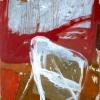Marek Szczęsny, Untitled, 2013, oil on canvas, wood, 230 x 180 cm