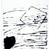 Marek Szczęsny, Untitled, 2010, Acrylic paper, 105 x 75 cm