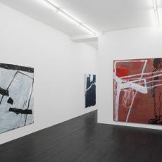 Marek Szczęsny, l'étrangère installation view