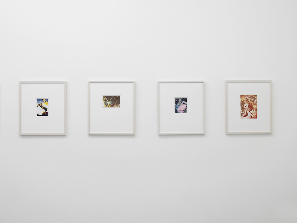 Marie Jeschke, Can't Remember Always Always. Installation view