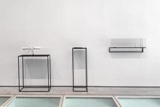 "Installation view, ""Medicine in Art"" exhibition at MOCAK"