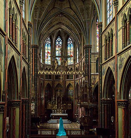 Moederkerk  - Amsterdam