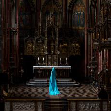 Guler Ates<br />Presence of Blue (II)<br />2019<br />archival digital print<br />20x30cm, edition of 7
