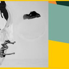 Filip Berendt<br />Monomyth 5<br />2015-2016<br />Archival pigment print on dibond acrylic paint MDF<br />60x34cm