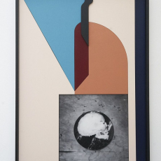 Filip Berendt<br />Monomyth II<br />2016-2017<br />archival pigment print on dibond acrylic paint MDF<br />70x50cm