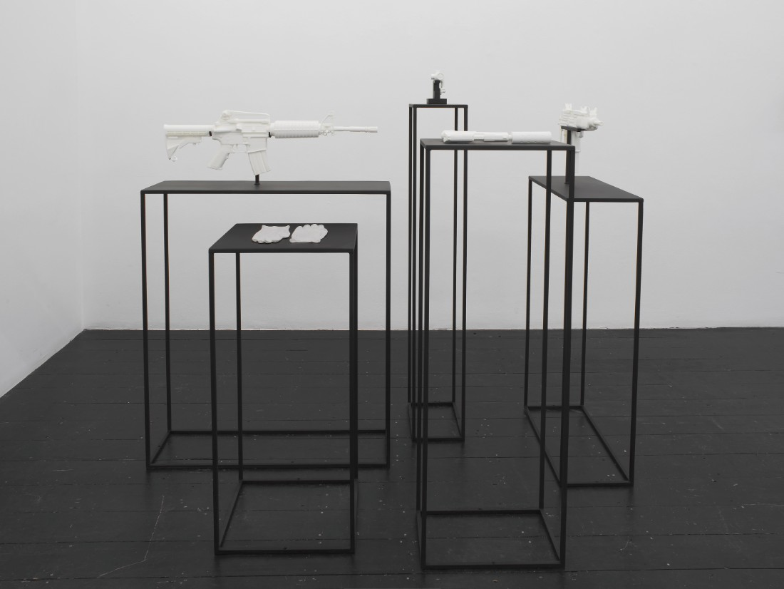Joanna Rajkowska, Installation View: Painkillers, 2015, l'étrangère
