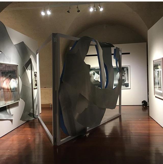 Anita Witek, Photo London 2017, installation view