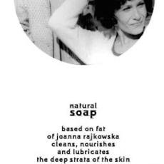 Joanna Rajkowska<br />Satisfaction Guaranteed<br />soap