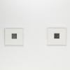 Shaun C. Badham, 'Retina Polaroids', 2017, Pair framed