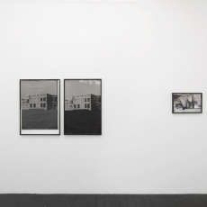 Sława Harasymowicz, Installation view, Layered Narratives, l'étrangère, 2016