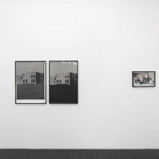 Sława Harasymowicz, Installation view, Layered Narratives, l'étrangère, 2016