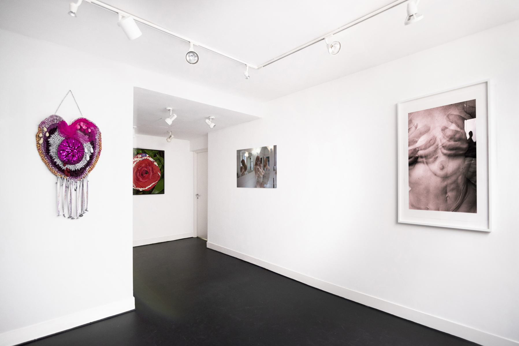 Staying with the Trouble, installation view