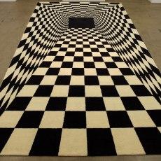 Joanna Rajkowska<br />The Blueprint<br />2014<br />Carpet<br />100 % wool<br />600x300cm