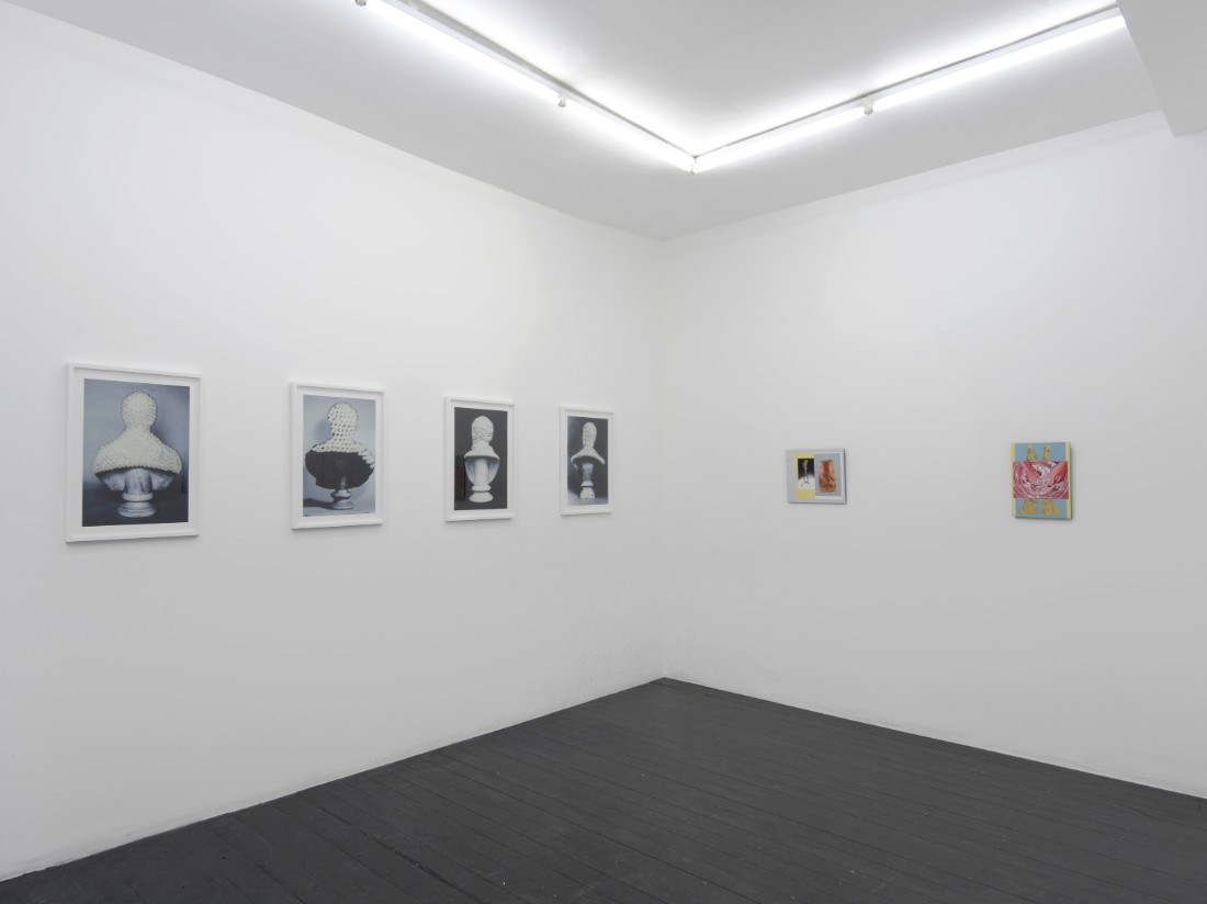 The Original Image, Installation view