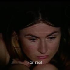 Anna Baumgart<br />True? (Teddy Bear)<br />2001<br />still from the film