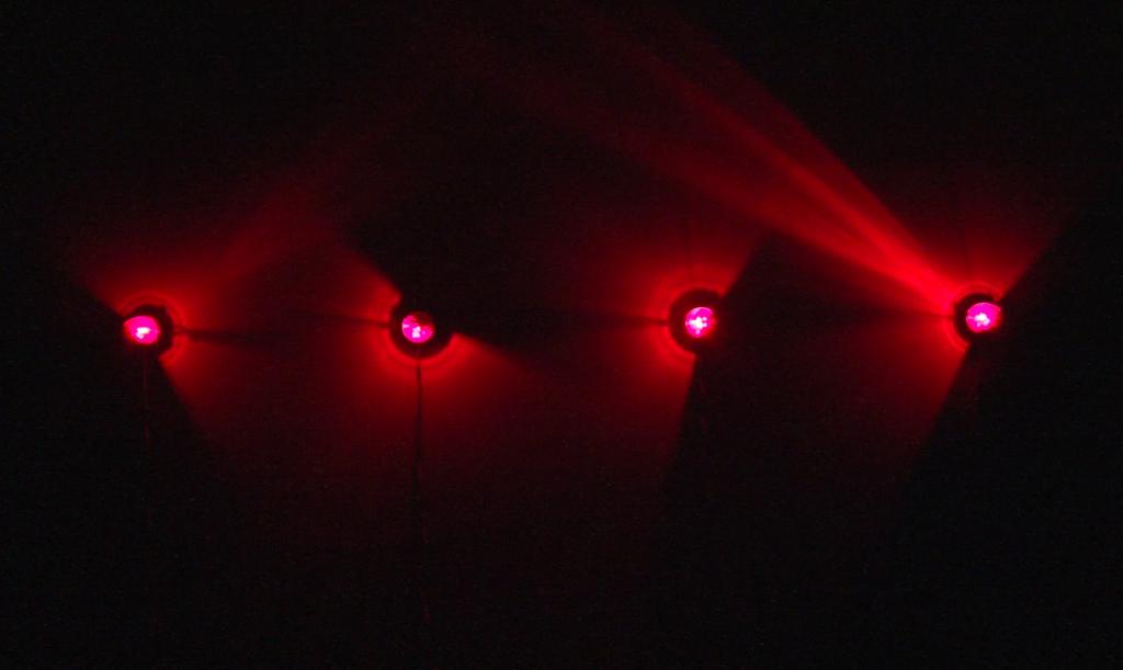 JR Emergency lights
