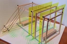 Green Shade working model