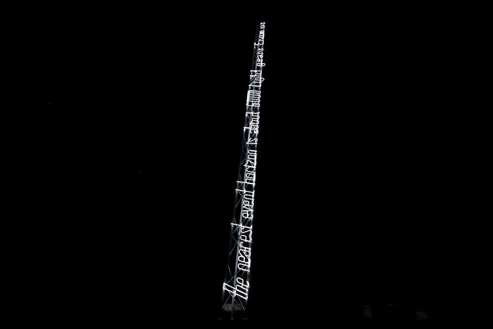 2017_Joanna_Rajkowska_Event_Horizon_neon_welded_aluminium_01
